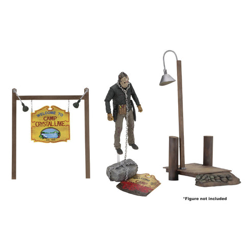 Friday the 13th - Camp Crystal Lake Accessory Pack