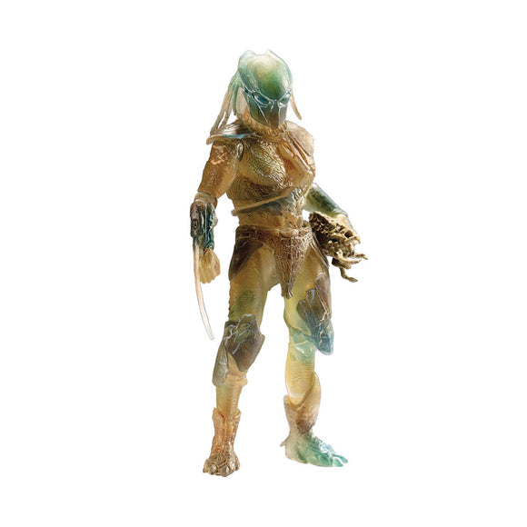 Predators - Active Camo Falconer 1/18 Scale Figure