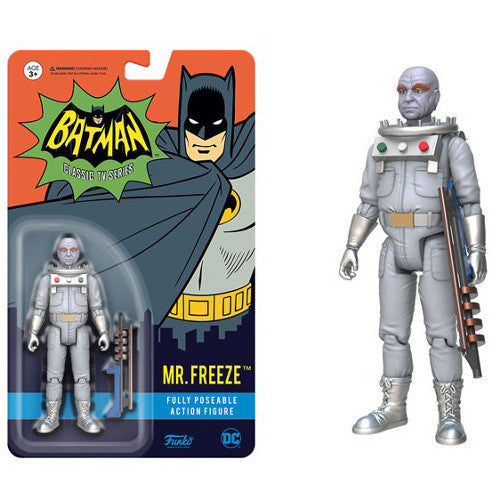 Batman 1966 - Mr. Freeze