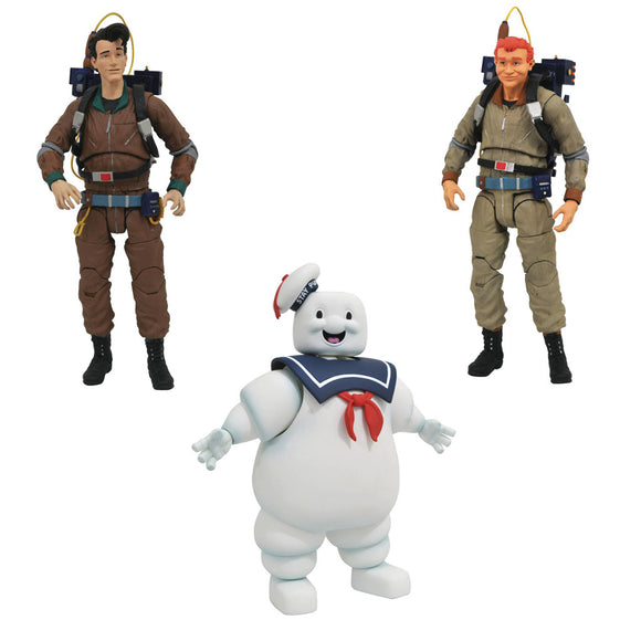 Ghostbusters Select - Series 10