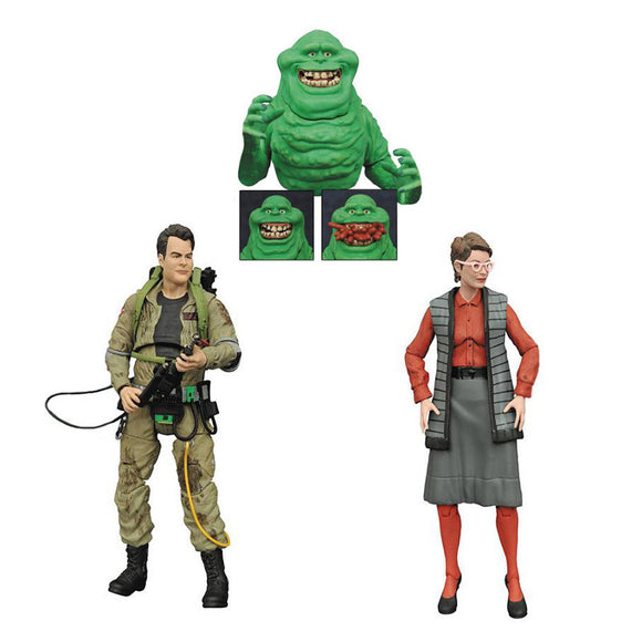 Ghostbusters Select Series 3 - Set of 3