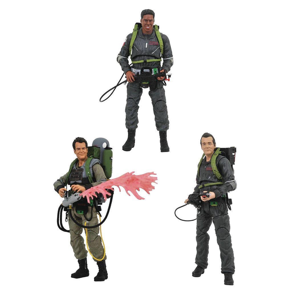 Ghostbusters Select - Series 8