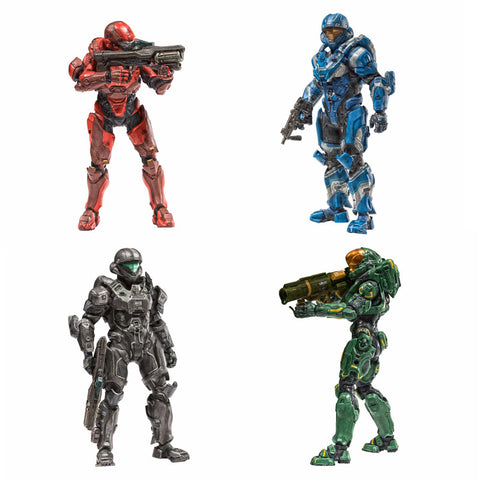 Halo 5: Guardians Series 2 - Set of 4