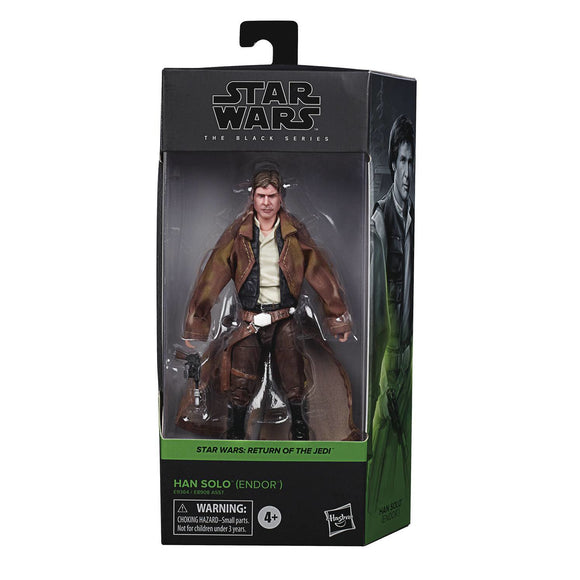Star Wars Black Series - Han Solo (Endor)
