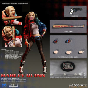 DC One:12 - Suicide Squad Harley Quinn