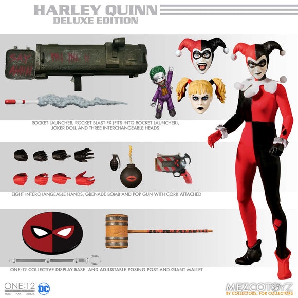 DC One:12 - Harley Quinn Deluxe