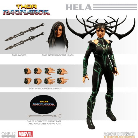 Marvel One:12 - Hela