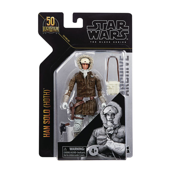 Star Wars Black Series Archive - Han Solo (Hoth)