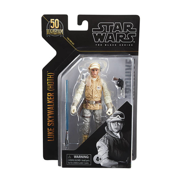 Star Wars Black Series Archive - Luke Skywalker (Hoth)