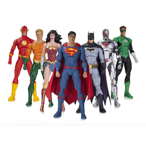 DC Icons - Rebirth 7-Pack