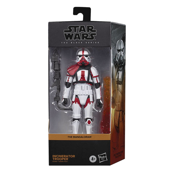 Star Wars Black Series - Incinerator Trooper