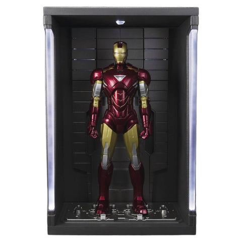 Marvel S.H. Figuarts - Iron Man Mk VI w/ Hall of Armor