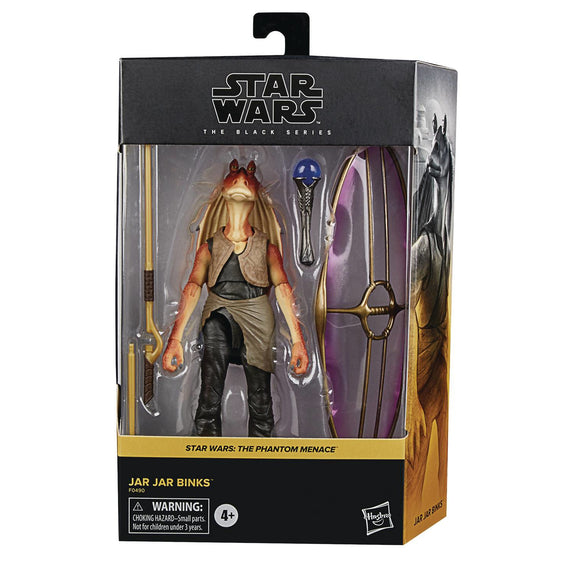 Star Wars Black Series - Jar Jar Binks Deluxe
