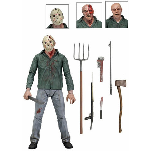 Friday the 13th - Part III Ultimate Jason