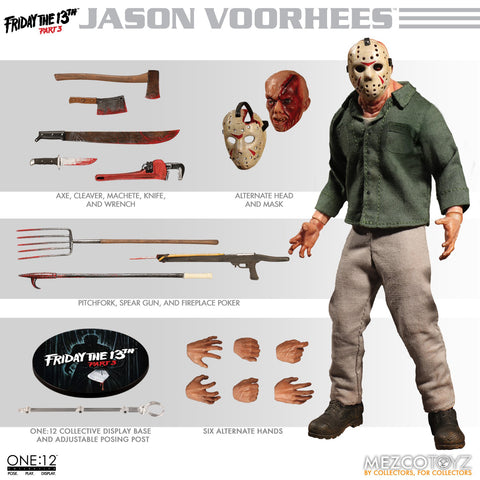 One:12 Friday the 13th Jason Voorhees