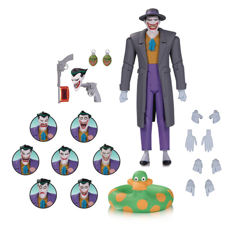 Batman Animated - Joker Expressions Pack