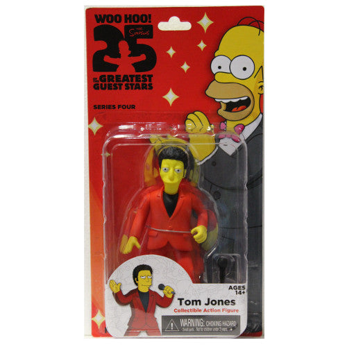 The Simpsons Series 4 - Tom Jones