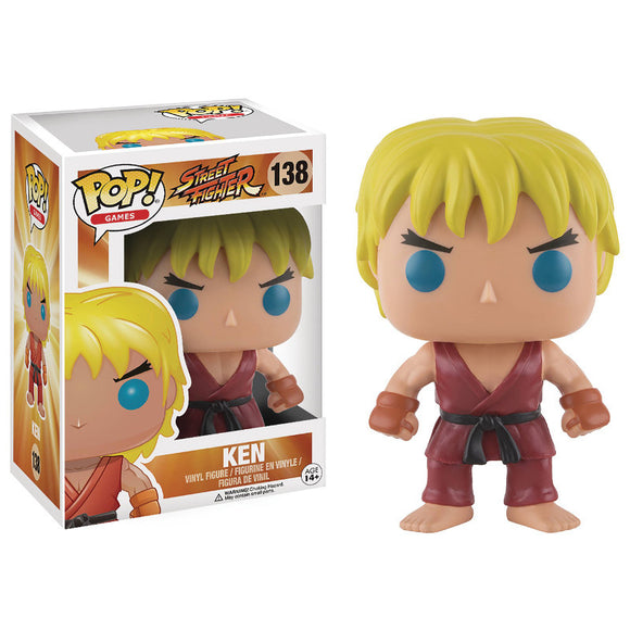 Street Fighter POP! - Ken