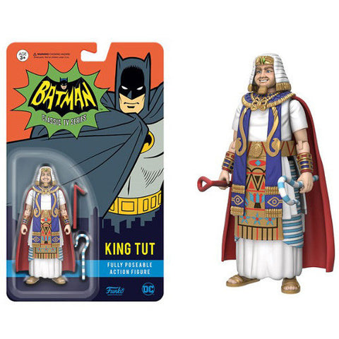 Batman 1966 - King Tut
