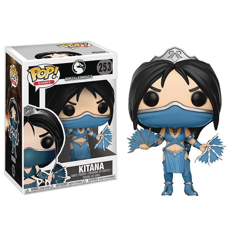 Mortal Kombat POP! - Kitana