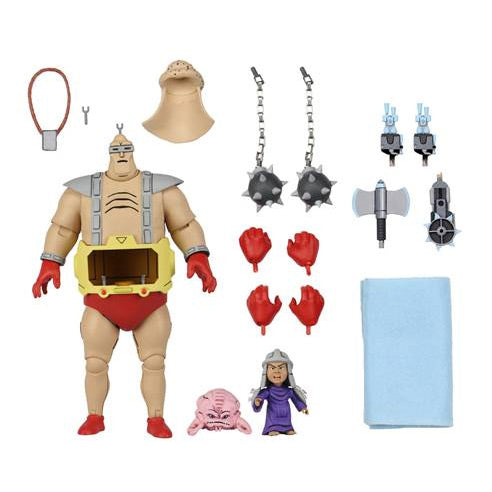 TMNT Cartoon - Krang's Android Body