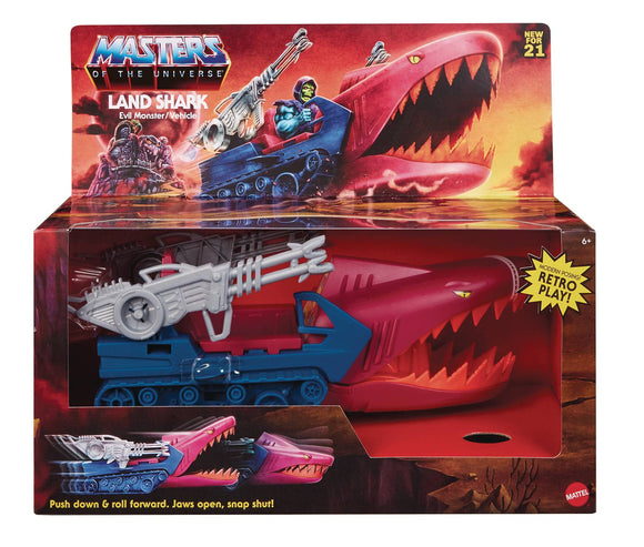 Masters of the Universe Origins - Land Shark