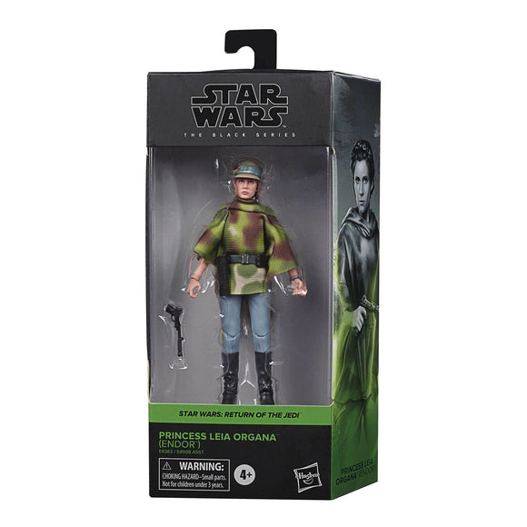 Star Wars Black Series - Princess Leia (Endor)