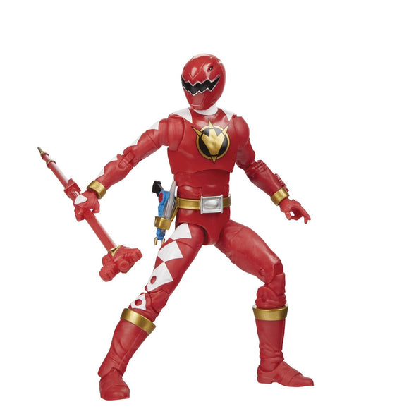 Power Rangers Lightning - Dino Thunder Red Ranger