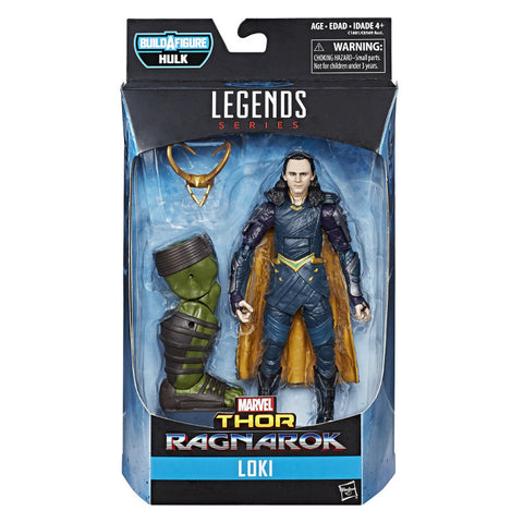 Thor Ragnarok Marvel Legends - Loki