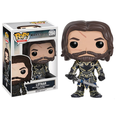 Warcraft POP! - Lothar