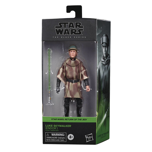 Star Wars Black Series - Luke Skywalker (Endor)
