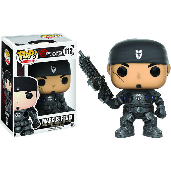 Gears of War POP! - Marcus Fenix