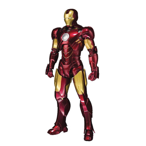 Marvel S.H. Figuarts - Iron Man Mk IV w/ Hall of Armor