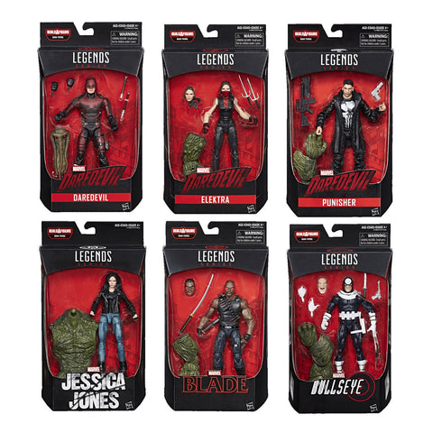 Marvel Knights Marvel Legends - Set of 6