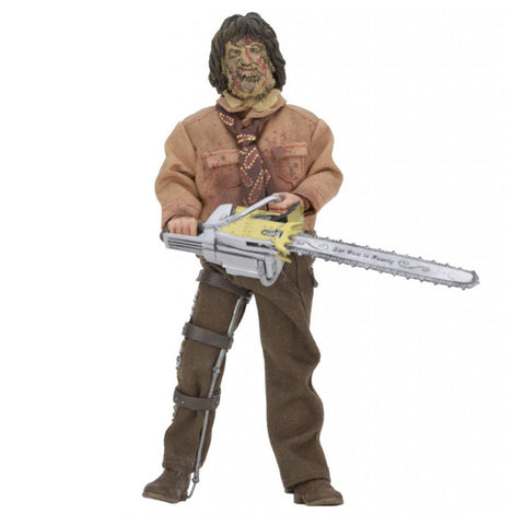 "Texas Chainsaw Massacre - Leatherface 8"" Clothed Figure"