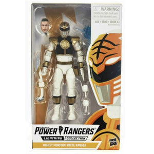 Power Rangers Lightning - MMPR White Ranger