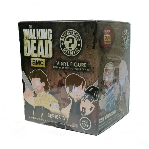 The Walking Dead Mystery Minis Series 3 - Single