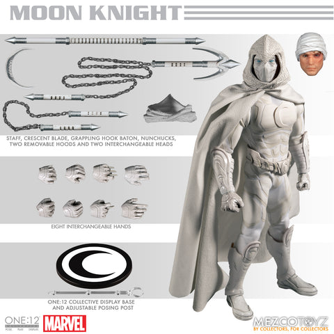 Marvel One:12 - Moon Knight