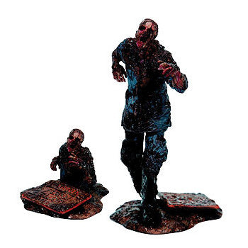 The Walking Dead TV Series 7 - Mud Zombie