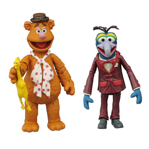 Muppets Best Of Series 1 - Gonzo with Fozzie