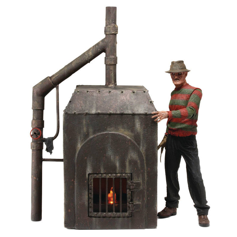 Nightmare on Elm Street - Furnace Diorama