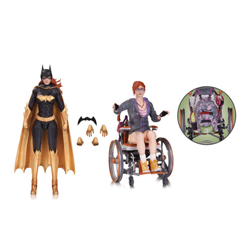 Arkham Knight - Batgirl & Oracle 2-Pack