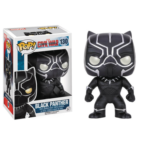 Civil War POP! - Black Panther