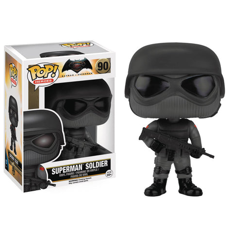 Batman v Superman POP! - Superman Soldier