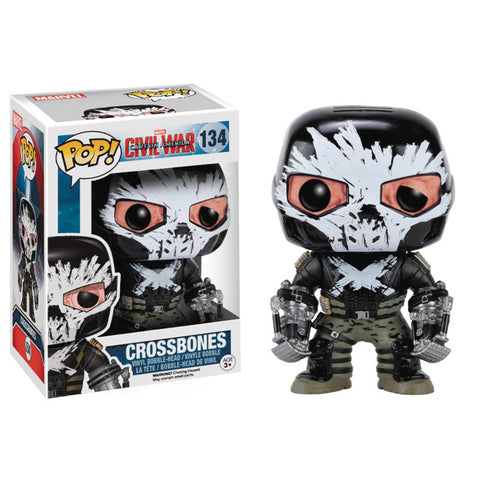 Civil War POP! - Crossbones