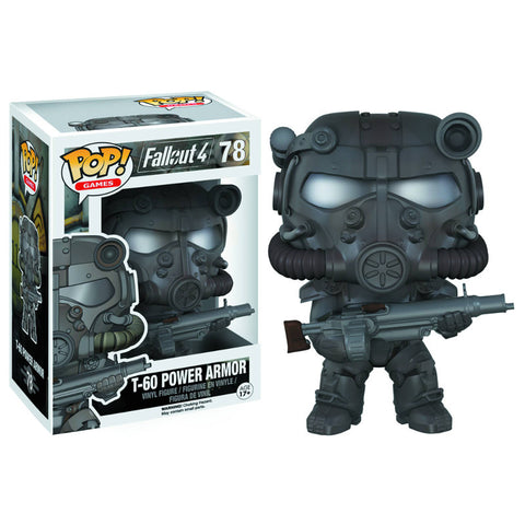 Fallout POP! - T-60 Power Armour