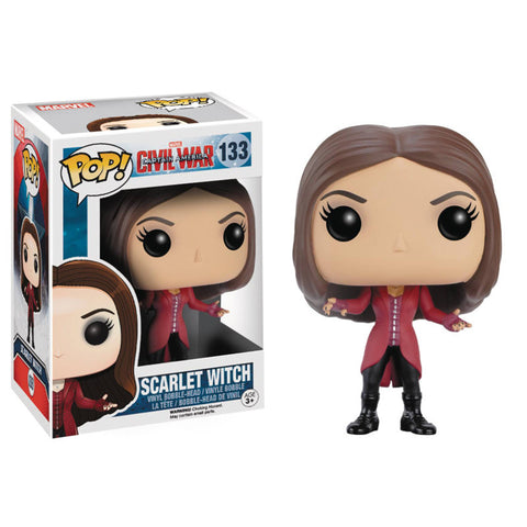 Civil War POP! - Scarlet Witch