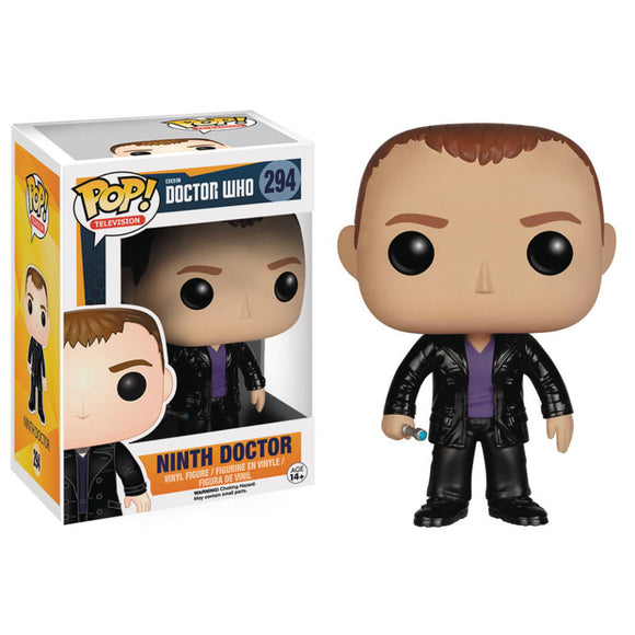 Dr. Who POP! - Ninth Doctor