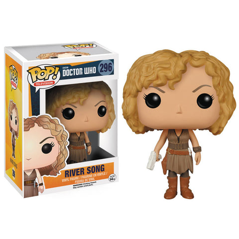 Dr. Who POP! - River Song