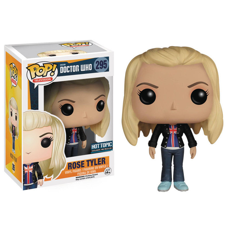 Dr. Who POP! - Rose Tyler